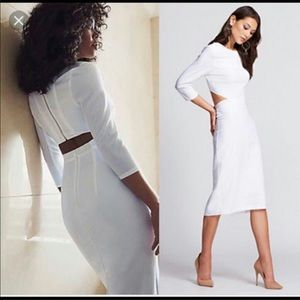 Gabriel Union Collection for NY&Co White Dress